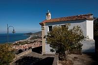 cappella di santa maria della pace, castellabate, campania, italia
