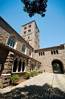 United States, New York City, Manhattan, Uptown, Cloisters Museum