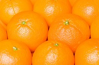 Detail of oranges