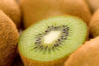 Detail of kiwis