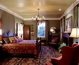 Master bedroom with elegant furnishings