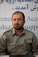Head of NDS national intelligence in Kunduz, Afghanistan