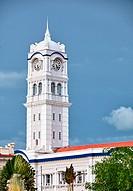 Clock tower. Malaysia, Georgetown
