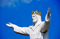 Christ the King, the world´s largest statue of Jesus Christ at Swiebodzin, Lubusz Land, Lubusz Voivodeship or Lubuskie Province, Poland, Europe