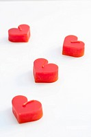 Heart_shaped candles.