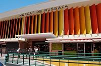 Valencia, Spain: Russafa Market