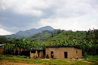 Rwanda, Farm house