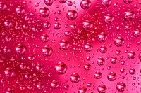 Abstract macro of water drops