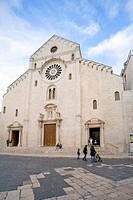 cattedrale di san sabino, bari, puglia, italia