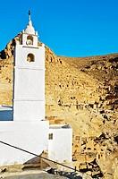 Village of Chenini, Tataounie area, ksour´s road, South Tunisia, Tunisia.