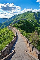 Great Wall of China at Mutianyu, Beijing