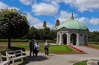 Diana Temple, Hofgarten, Munich, Bavaria, Germany