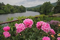 Bridge of Flowers, Shelburne Falls, Massachusetts, United States