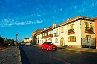 Chile, Region of Coquimbo, La Serena, Pedro Pablo Munoz Avenue