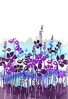 Wildflowers design
