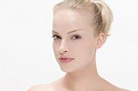 Beauty portrait of woman