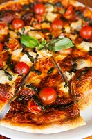 Wood_Fired Traditional Italian Pizza, Kirra Gold Coast Queensland Australia