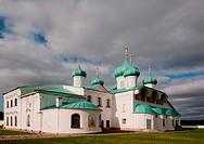 Aleksandro_Svirskiy monastery. Spaso_Preobrazhenskiy cathedral