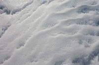 Snow surface full frame background texture pattern