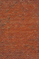 close up abstract old brick wall background