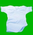 Shirt in chroma green screen