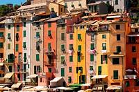 Row Houses, Portovenere, Italy