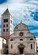 Church in Zadar, Croatia
