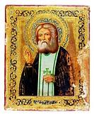 Ancient church icon