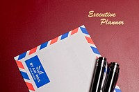 Planner and Envelope