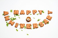 Anniversary _ Biscuits, Leaves and Diamond Ring II