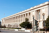 Russell Senate office building facade Washington