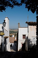 the old village of Monsaraz in Portugal