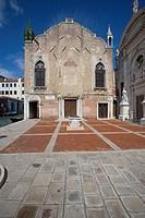 Italy, Veneto, Venice, Misericordia monastery