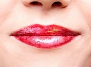 girl´s lips