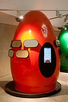 Cocoon Science Exhibit