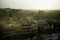 Cityscape of Arbil, Iraqi Kurdistan, Iraq