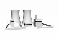 3D Kernkraftwerk freigestellt 01