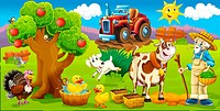 happy farm 2