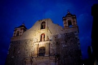 Temple of the Precious Blood of Christ in Oaxaca, Mexico.