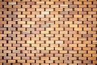 Wicker wood pattern