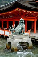 Itsukushima_jinja shrine, Miyajima, Japan / Shintoism