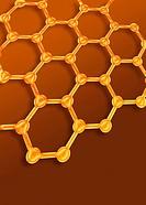 A molecular structure