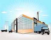 Fabrik + Transport