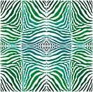 Seamless background skin zebra