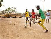 Football in Africa