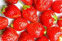 Strawberry background