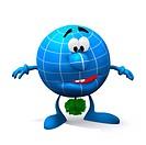 humor earth illustration