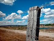 fence, france