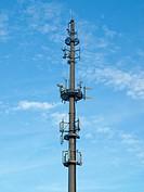Mobile transmitter
