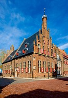 town hall, Doesburg, Gelderland, Netherlands